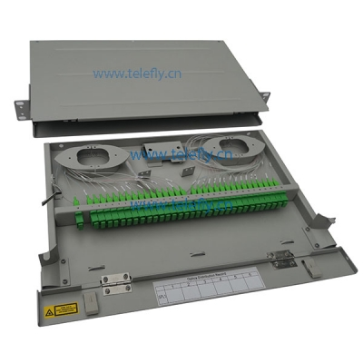 Rack-Mounted Optical Splitter